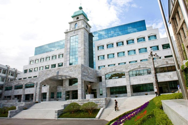 Hanyang University Main Building
