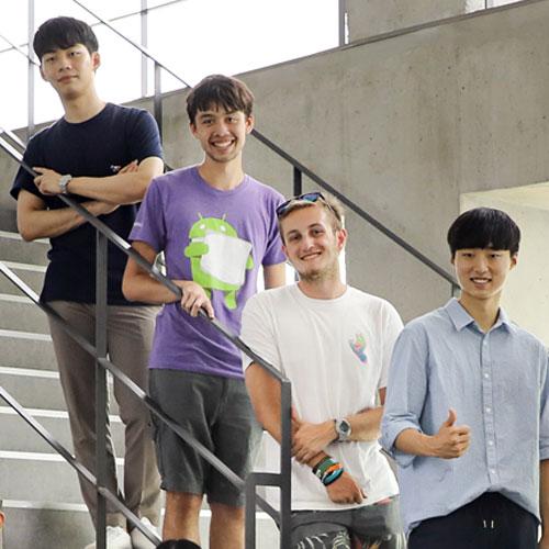Students at Hanyang International Summer School